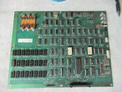 WILLIAMS JOUST STARGATE DEFENDER  UNTESTED CPU  arcade game  PCB board  c128-2