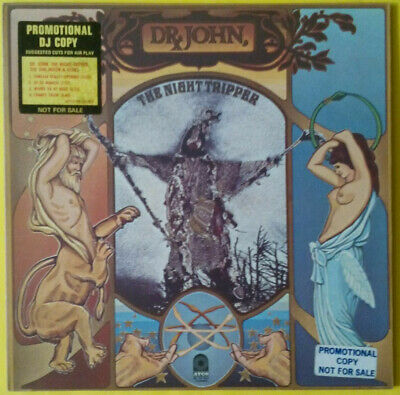 DR. JOHN - The Sun Moon & Herbs (1971 w.l. promo LP w/inner on Atco) M-/EX