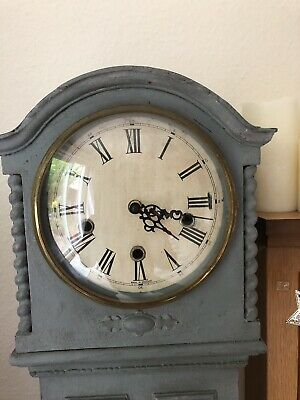 Shabby Chic Grandmother Clock