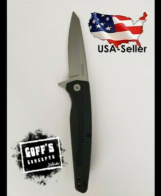 Kershaw 1310WM Hotwire Assisted Opening Knife With Fine Edge Blade Very Nice EDC