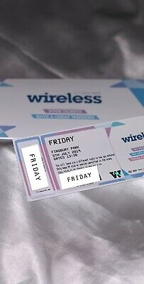 Wireless Festival 2019 Friday Ticket - CARDI B, MIGOS - TORY LANEZ AND MORE