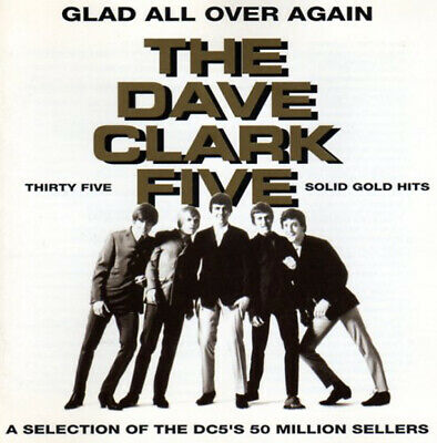 DAVE CLARK FIVE - Glad All Over (CD)