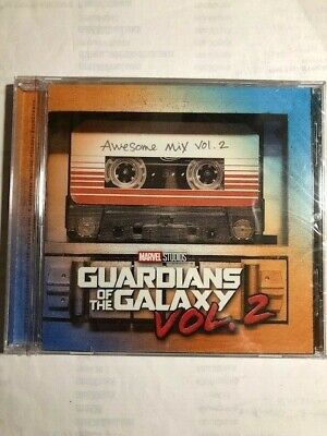 Guardians of the Galaxy: Awesome Mix, Vol. 2 by Various Artists CD NEW Free Ship