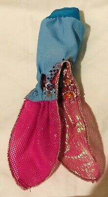 Reversible mermaid skirt and Barbie doll clothes fashion