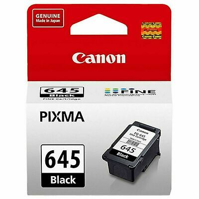 NEW Canon PG645 Fine Black Ink Cartridge