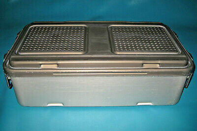 Genesis DePuy Synthes 62.006.003 Full-Three Level Sterilization Case Perforated