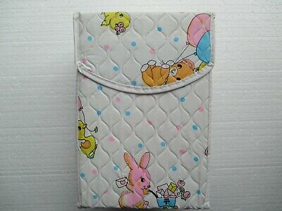 New Insulated Bottle Holder with nappy storage, carry handle  Chicks and Kittens