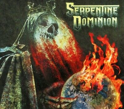 Serpentine Dominion - CD Metal Blad NEW