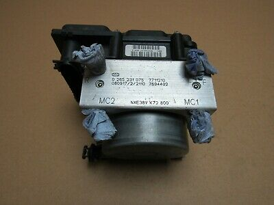 BMW F800GS 2008 21,647 miles ABS pump control unit module (3094)