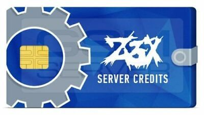 Z3X Server Credits pack (30 Credits) FAST