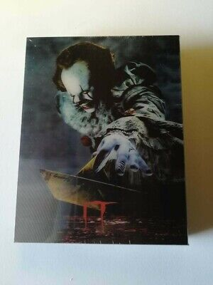 IT (2D-Steelbook) - Cinemuseum CMA#05 - Lenticular Full Slip