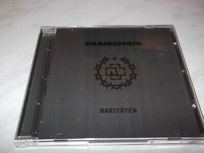 RAMMSTEIN.RARITATEN.1994-2012.2015.CD .new. edition 2019.