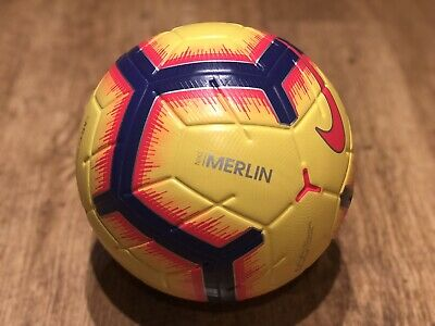 Nike Merlin Official Match Football 2018-19 Acc Size 5 Sc3303 710