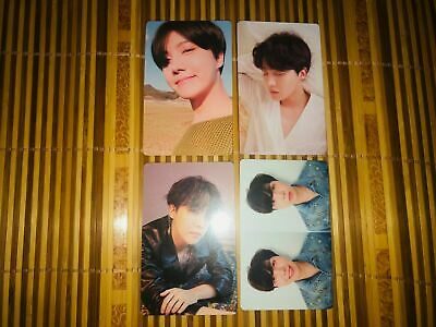 Bts Official Love Yourself Tear J-Hope Taehyung V Jimin Photocard Set