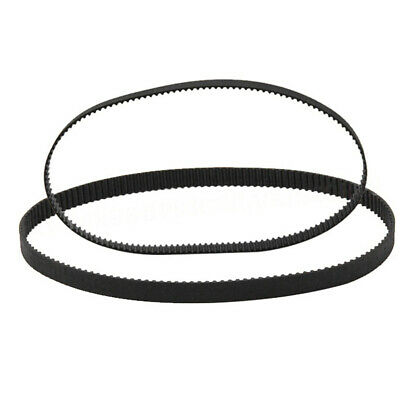 Round Closed Loop 3D Printer 6mm Wide Parts Synchronous Belt Rubber 2mm Pitch