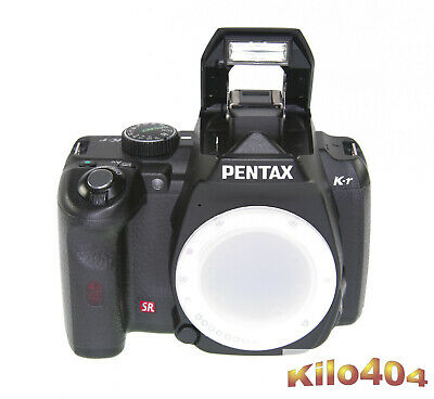 Pentax K-r  * DSLR * 16795 Klicks / Shots * 12,4 MP * SR * SDM * HD Video *