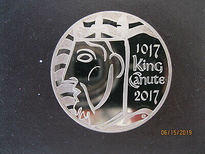 2017 King Canute £5