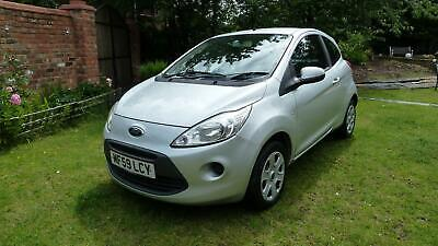 Ford Ka 1.2 Style 2009 Only 34000 Miles £30 Road Tax