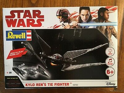 Star Wars Revell 06760  KYLO REN'S TIE Fighter - Neuf - Vaisseau