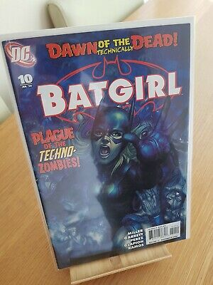 Batgirl #10 - Artgerm Cover (DC, 2009, First Print) - Great Condition