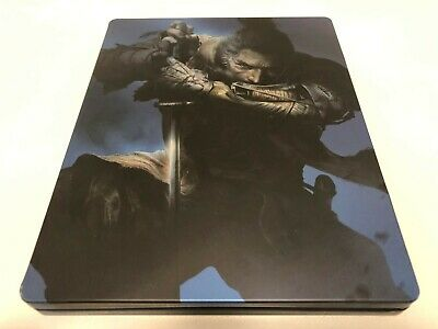 Sekiro Shadows Die Twice Limited Collector's Edition Steelbook Only PS4