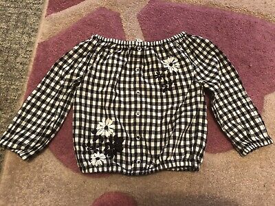 River Island Girls Top Age 9-12 Months