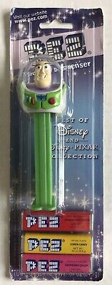Pez Disney Pixar Toy Story Buzz Lightyear Candy Dispenser