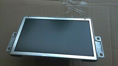 Citroen C5 X7 C3 Ds3 Sat Nav Screen Display 9673538880