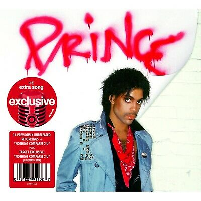 Prince ORIGINALS cd Target exclusive bonus track