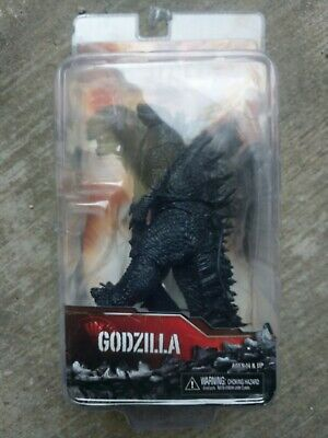 """New NECA Godzilla 2014 Head To Tail 12"""" Action Figure Movie Toy Collection"""