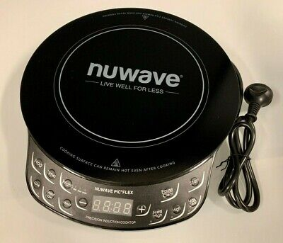 Nuwave FLEX Induction Cooktop Small (Portable) GREAT FOR CARAVAN AND CAMPING!