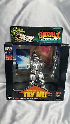 1994 Mecha-Godzilla Action Figure King Of The Monsters