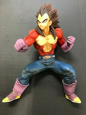 USED DRAGONBALL Z DOKKAN BATTLE 4TH ANNIVERSARY FIGURE DOLL Saiyajin 4 Vegeta