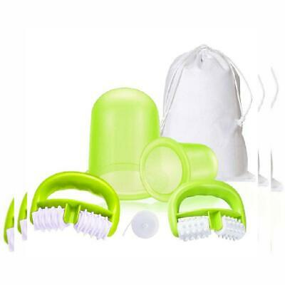 BUDDYGO Anti Cellulite Cup, 5 Pcs Silicone Cupping Set, Cellulite...