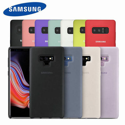 Ultra-thin Original Genuine Silicone Case Cover For Samsung Galaxy S9 S10 Plus