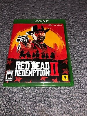 Red Dead Redemption 2 II (Xbox One, 2018)