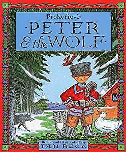 Peter And The Wolf, S.S. Prokofiev, Used; Good Book