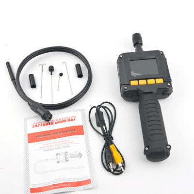 Endoscope Inspection Camera with LCD Monitor Screen, 3.2ft IP67...