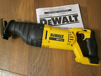 DeWalt DCS381 20V Max Lithium-ion Cordless Reciprocating Saw  Tool Only