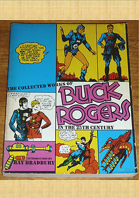 Rare 1980 Edition - Collected Works Of Buck Rogers In The 25Th Century:soft Cove