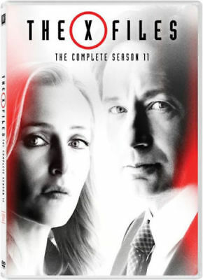 The X-files Season 11 Brand New & Sealed DVD. Sameday  dispatch by Royal Mail
