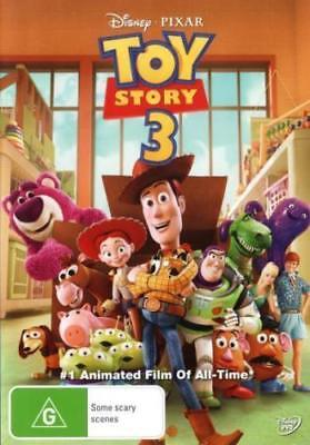 Toy Story 3 (Brand new & Sealed DVD)  Free Same day Dispatch before 4pm R Mail
