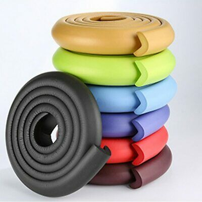 2M Baby Safety Table Desk Edge Corner Cushion Guard Strip Softener Protector