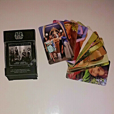 SNSD Girls' Generation Oh!GG Lil Touch Kihno + Photocard set