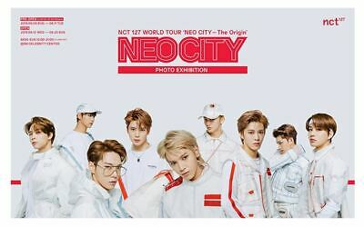 NCT 127 World Tour NEO CITY - The Origin EXHIBITION GOODS KEY RING + PHOTO CARD