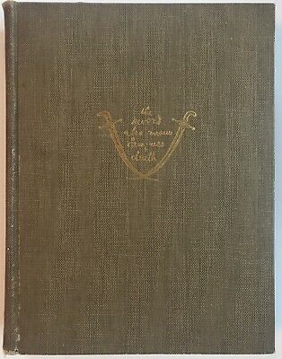 T.E. Lawrence Seven Pillars of Wisdom Hardcover 1935 First Edition