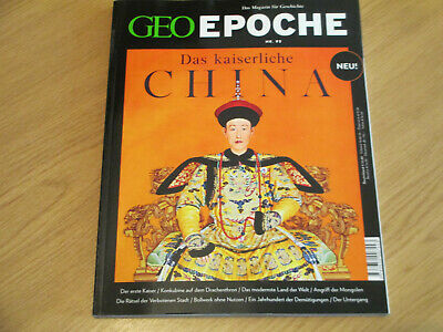 Geo Epoche No. 93 - Das Kaiserliche China - Top