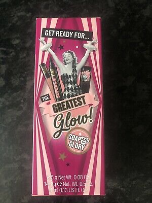 Soap And Glory The Greatest Glow Highlighter Eyeliner Lip Gloss