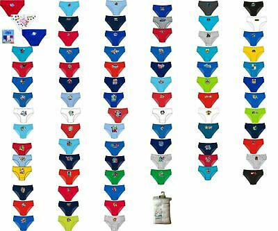 Boys briefs pants knickers underwear Character infant toddler cotton