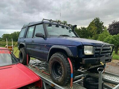 1996 Land Rover Discovery 300tdi OFF ROAD